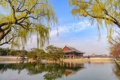 Ressort à Séoul Corée du Sud photo stock