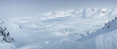 Ressort arctique dans le Spitzberg du sud Photo stock