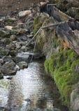 Ressort d'eau Images stock