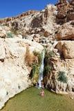Ressort d'Ein Gedi - Israël Images libres de droits