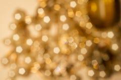 Ressort d'or ou fond d'été Photo stock