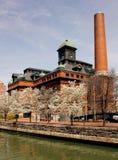Ressort dans la DM de Baltimore Photos libres de droits