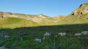 Ressort dans les montagnes photo libre de droits