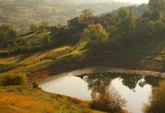 Ressort dans Rhodopes Images stock