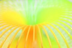 Ressort de couleur Image libre de droits