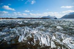 Ressort en Norvège Photos libres de droits