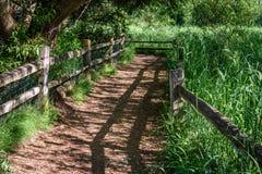 Ressort en parc photographie stock libre de droits