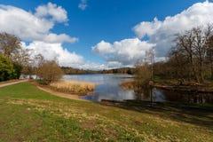 Ressort en Windsor Park Photos stock
