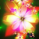 Ressort Fleurs Émeute de couleurs illustration libre de droits
