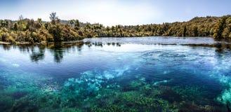 Ressort - Nouvelle-Zélande Photos stock