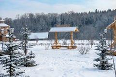 Ressort saint Klyuch gremyachiy pointer photographie stock libre de droits