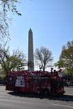 2016 ressortissant Cherry Blossom Parade dans le Washington DC Photo stock
