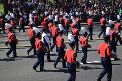 2016 ressortissant Cherry Blossom Parade dans le Washington DC Photos libres de droits