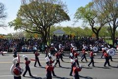2016 ressortissant Cherry Blossom Parade dans le Washington DC Images libres de droits