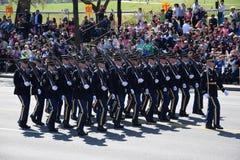 2016 ressortissant Cherry Blossom Parade dans le Washington DC Photographie stock