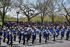 2016 ressortissant Cherry Blossom Parade dans le Washington DC Photo libre de droits