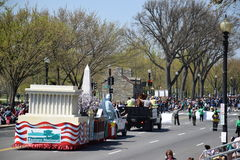 2016 ressortissant Cherry Blossom Parade dans le Washington DC Image stock