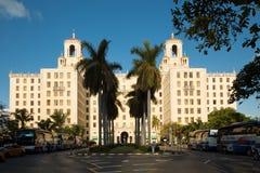 Ressortissant d'hôtel à La Havane au Cuba photo stock