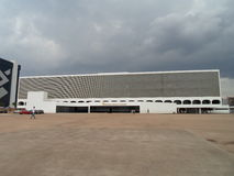 Ressortissant de bibliothèque Brasilia Photographie stock