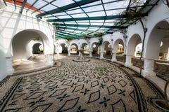 Ressorts de Kalithea, Rhodes, Grèce image libre de droits