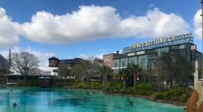 Ressorts mettant la Co en bouteille , Ressorts de Disney, Orlando, la Floride photos stock