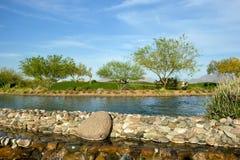 Ressource de Scottsdale Image libre de droits