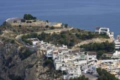 ressource Espagne de benidorm Image libre de droits