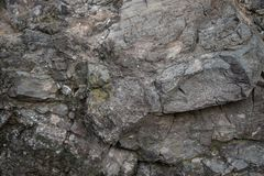 Ressource grise de texture de roches image libre de droits
