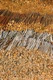 Ressources de bois de construction Image libre de droits