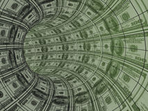 ressources de mouvement d'argent Images libres de droits