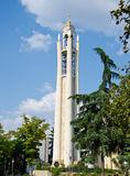 Ressurreição da catedral ortodoxo de Cristo em Tirana Fotografia de Stock Royalty Free
