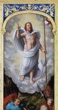 Ressurreição de Jesus foto de stock royalty free