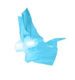 Ressuscitation de masque pour la respiration artificielle par la bouche-à-bouche Images libres de droits