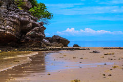 Rest of the Andaman Sea Royalty Free Stock Photos