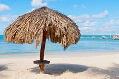 Rest Area and Palapa Royalty Free Stock Photos