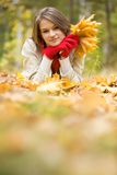 Rest in autumn Royalty Free Stock Photos