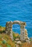 Rest av fästningen Arkivbilder