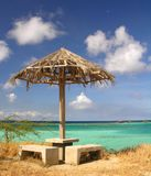 Rest-Bereich in Paradies Lizenzfreie Stockfotos