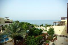 Rest of the Dead Sea. Jordan. Stock Photo