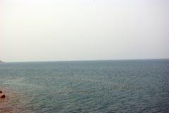 Rest of the Dead Sea. Jordan. Royalty Free Stock Photo