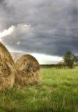Rest des Landwirts Lizenzfreie Stockfotografie