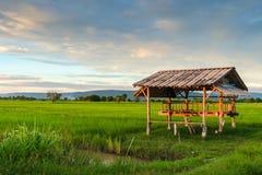 Rest hut Stock Image