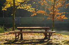 Rest place Royalty Free Stock Images