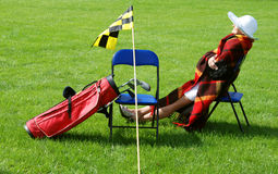 Rest and play Royalty Free Stock Image