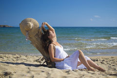 Rest and relaxation Royalty Free Stock Image