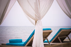 Rest on the sea and ocean Stock Photos