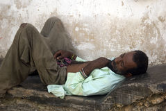 Rest, Stone Town, Zanzibar, Tanzania Royalty Free Stock Image