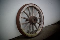The rest of the wheel royalty free stock images