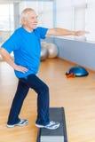 Restare sano e attivo Fotografia Stock