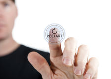 Restart Stock Photography